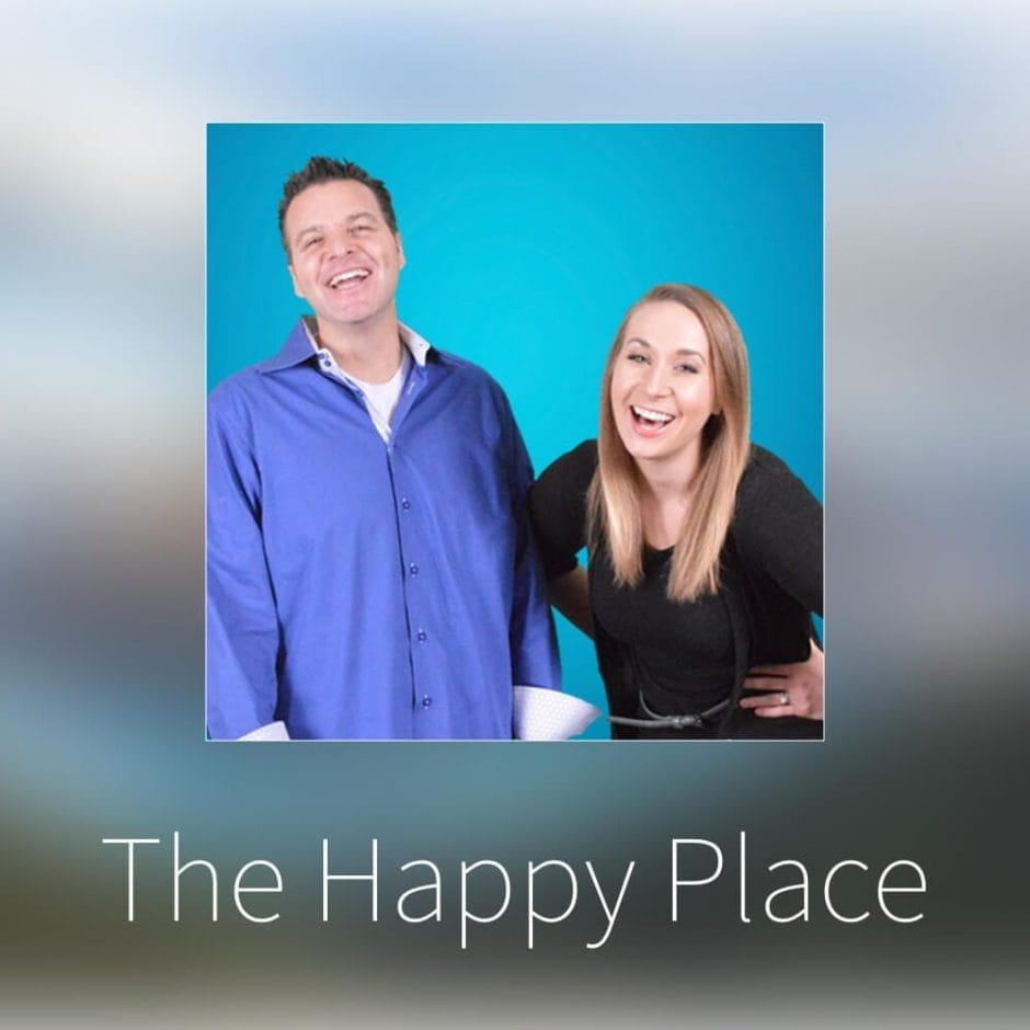 The Happy Place by Life is an Echo with B98 The Morning Show